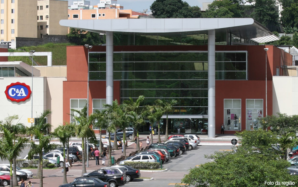 Shopping Taboão