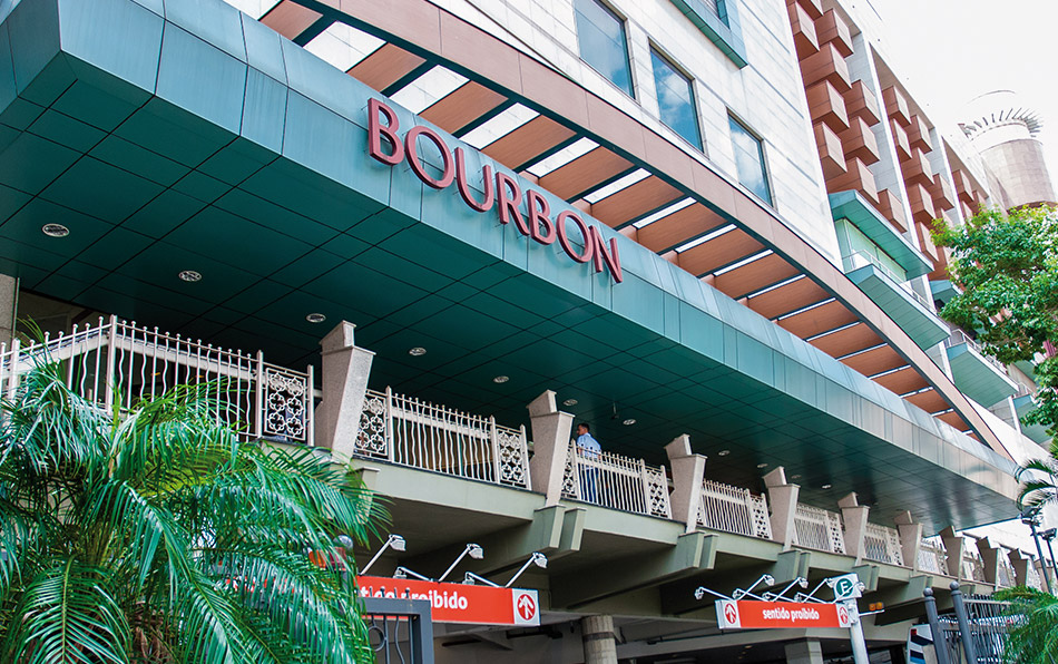 Shopping Bourbon Pompeia