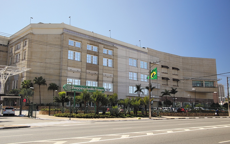 Shopping Anália Franco